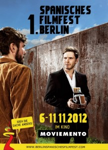 Cartel de Festival de Cine Español de Berlín