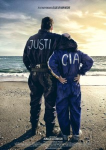 "Cartel promocional de ""Justi&Cia"""