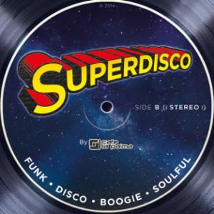 Cartel del promoción de Superdisco